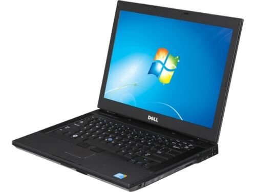 "DELL Notebook E6410 14.0"" Intel Core i5 2.40GHz 250GB HDD 4GB Memory"