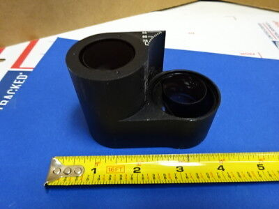 Microscope Part Prism Head Optics For Reichert Austria Polylite As Is 66-a-08