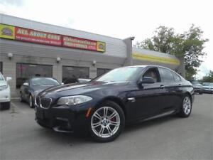 2012 BMW 528I X-DRIVE  M-PACKAGE **NAVI+CAMERA**