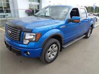 ** 2011 ** FORD ** F-150 ** FX-4 ** SUPERCREW ** LOW KM **