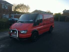 Ford transit 2005 55 plate px ??