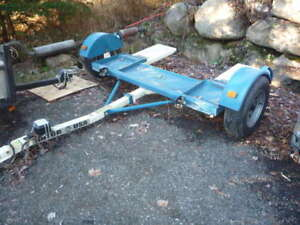 tow dolly  gator / freins electric