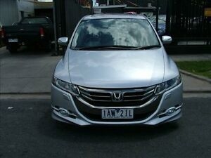 2012 Honda Odyssey RB MY12 RB MY12 5 Speed Automatic Wagon Coburg North Moreland Area Preview