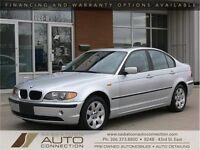 2004 BMW 3 Series 325xi AWD ***EXTREMELY LOW KM***