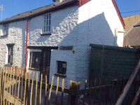 One bedroom house for rent in Llanybydder