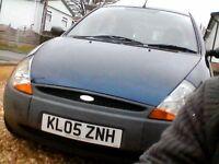 Spares or Repair, Ford KA 2005