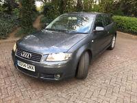 Audi A3. 2005, 2.0l diesel