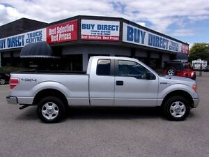 2014 Ford F-150 XLT 4x4 SuperCab 6.5 ft. box 145 in. WB
