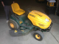 "2008 MTD Riding Lawnmower 46"" deck 20hp twin"