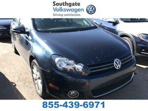 2012 Volkswagen Golf TDI | HEATED SEATS | AC | ALLOY WHEELS