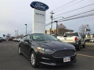 2015 Ford Fusion S (1.9% Financing available!)