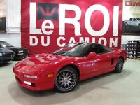 Acura NSX Coupe Sport CANADIENNE 1991
