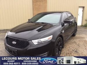 2013 Ford Taurus SEL FWD,Leather Seats,GPS, Bluetooth,Certified!