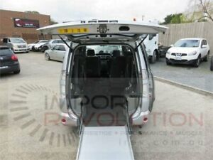 2005 Toyota Voxy Welcab Silver Constant Variable Wagon Bayswater Knox Area Preview