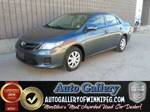2012 Toyota Corolla CE *Only 11,515 kms!