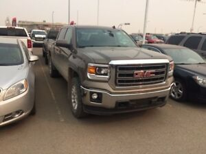 Used 2014 GMC Sierra 1500-One Owner, Heated Leather Bench
