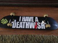 Black Sheep skateboard