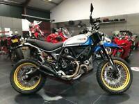 Ducati Scrambler 800 Desert Sled 2021 Model - AVAILABLE TO FACTORY ORDER NOW!!