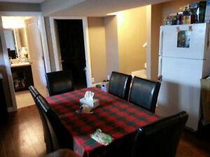 Spacious 2 bdroom suite in Kincora NW