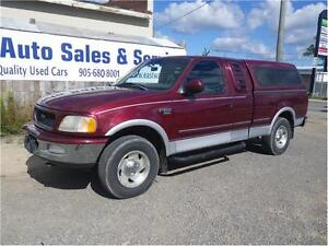 1998 Ford F-150 Series Lariat 4x4