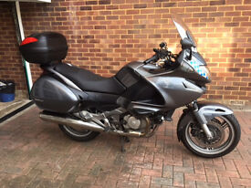 HONDA DEAUVILLE perfect commuter / tourer in superb condition