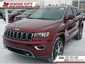 2018 Jeep Grand Cherokee Limited Sterling Edition 4x4 | Rem.Star
