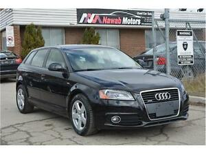 2010 Audi A3 2.0T QUATTRO AWD S Line Paddle Shift Panoramic