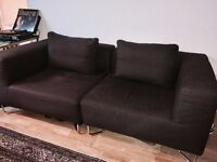 FREE!!! great condition 2 pers sofa