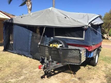 2016 MDC SOFT TOP CAMPER TRAILER Kenwick Gosnells Area Preview