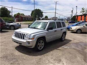 Jeep patriot 2007 4x4 122000km