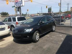 2009 Mazda CX-7 GS, LEATHER SEATS , POWER SUNROOF
