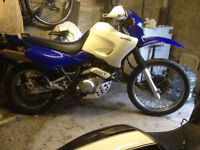 XT600 E , new MOT , in daily use ,now surplus to requirements .