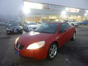 2007 Pontiac G6 GT CONVERTIBLE LOW KM CERTIFIED E-TESTED