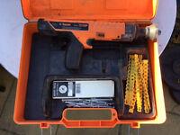 The Ramset™ FrameMaster™ TS750P timber framing gun
