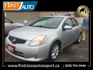 2011 Nissan Sentra 2.0 - NO ACCIDENTS - GREAT ON GAS!!!
