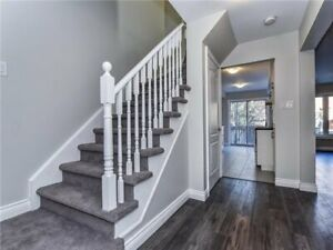 WOW! GORGEOUS FREEHOLD TOWNHOUSE IN AJAX FOR UNDER 500K!!!