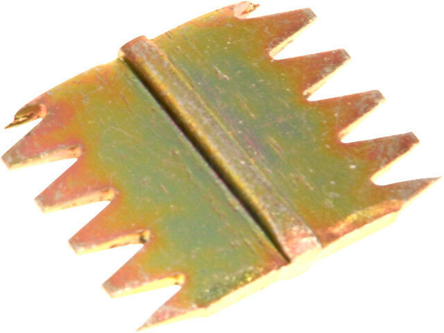 FAITHFULL SCUTCH COMBS AND CHISEL BITS (Various Sizes) - Packs of 5
