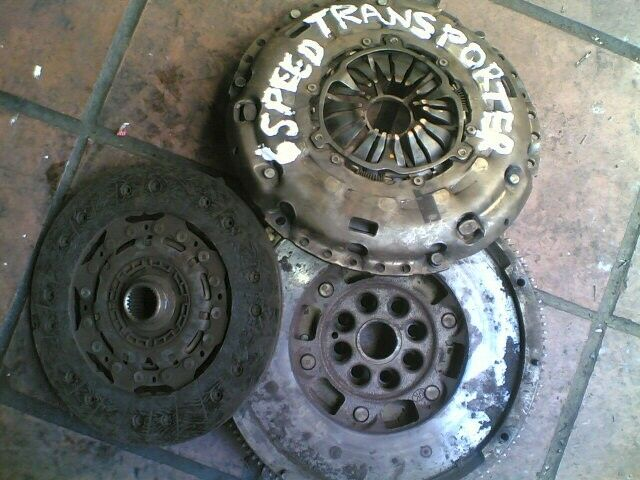 vw transporter 6 speed dual mass flywheel