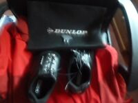 BRAND NEW DUNLOP GOLF SHOES MENS SIZE 13. COLLECTION FROM HUDDERSFIELD