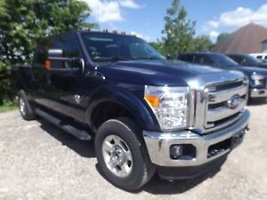 2016 Ford Super Duty F-250 XLT CREW 4x4 DIESEL