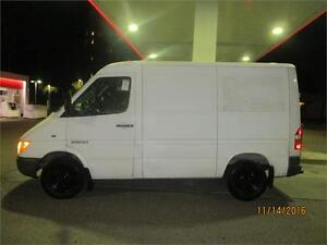 2006 DODGE SPRINTER 2500 DIESEL...MAKE OFFER MUST SELL !!!