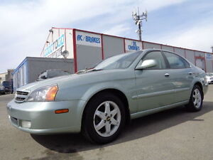 2004 Chevrolet Epica LTZ-HEATED LEATHER-SUNROOF--REMOTE STARTER