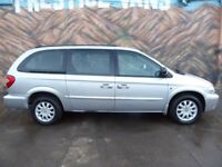 *FINANCE ME! NO VAT! * Chrysler GRAND VOYAGER part exchange to clear.. low miles!!