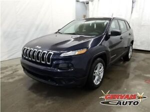 Jeep Cherokee Sport A/C MAGS *Bas Kilométrage* MAGS 2015