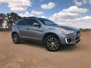 2016 Mitsubishi ASX XB MY15.5 LS 2WD Grey 6 Speed Constant Variable Wagon Broken Hill Central Broken Hill Area Preview