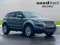 2014 Land Rover Range Rover Evoque 2.2 Sd4 Pure 5Dr Auto [9] Hatchback Diesel Au