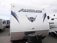 ALTITUDE AT310 TOYHAULER TRAVEL TRAILER!! PRICED TO SELL!