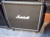 Super cabinet marshall 4x12 1960Lead WOW !!!! PRIX INCROYABLE !!