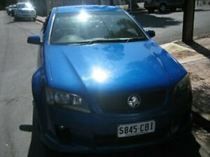 2008 Holden Ute VE SV6 60th Anniversary Voodoo Blue 6 Speed Manual Utility Prospect Prospect Area Preview