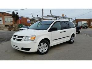 2008 Dodge Grand Caravan C/V *LADDER RACKS-DIVIDER-SHELVING*